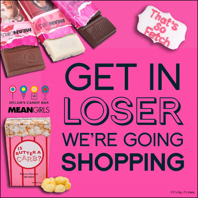 Dylans Candy Bar Mean Girls Collection
