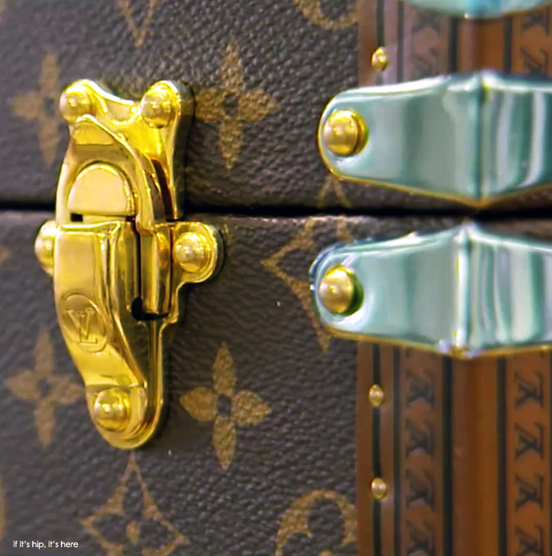 Louis Vuitton Case for The Rugby World Cup