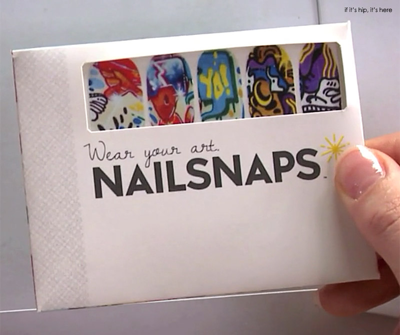 nailsnaps in package