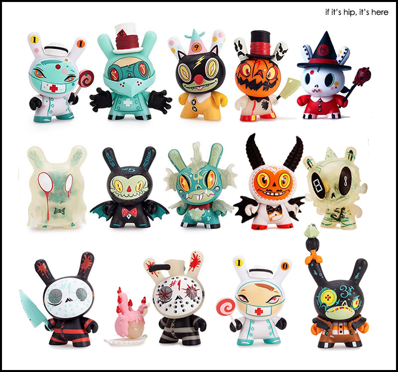 """The """"13"""" Dunny Series"""