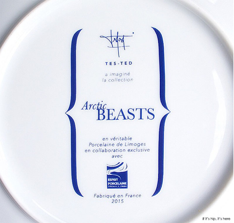 back side of arctic beast plates