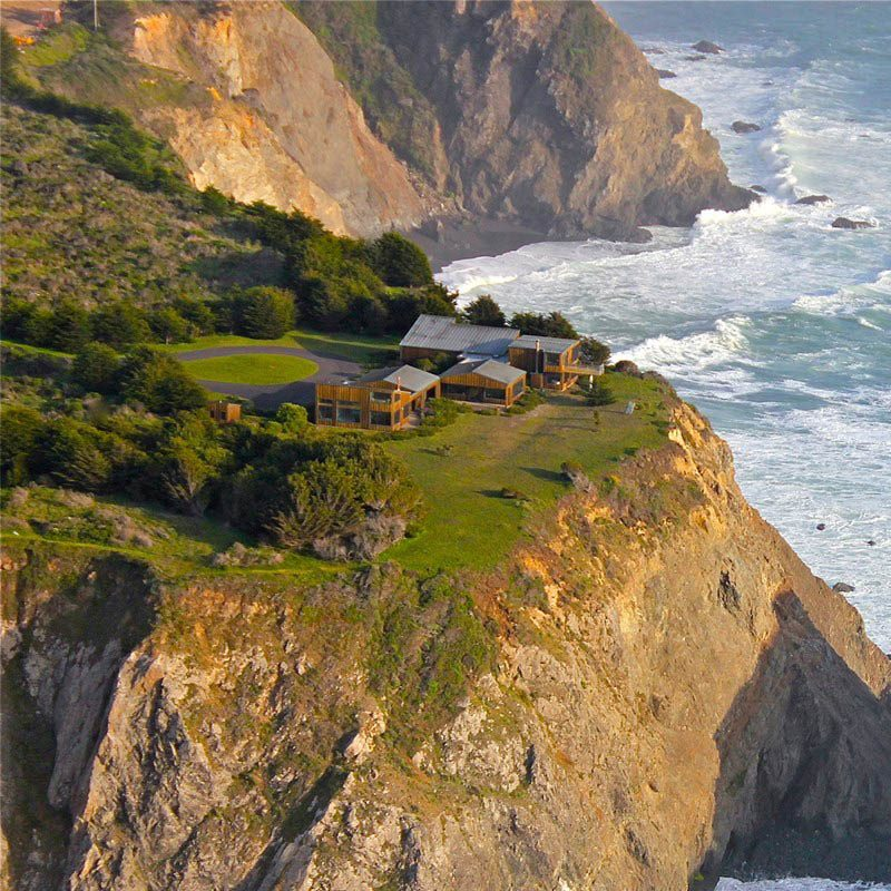 Sea Arches Residence In Mendocino