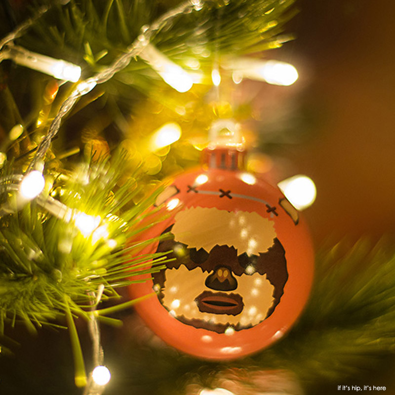 Star Wars Christmas Ornaments With Design Appeal - Star Wars Christmas Tree Ornaments