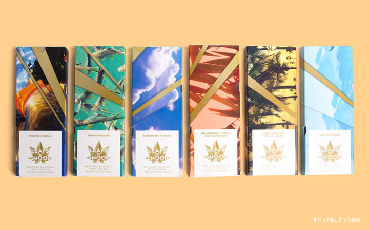 Snoop Dogg's Beautifully Packaged Pot Product Line, Leafs By Snoop.