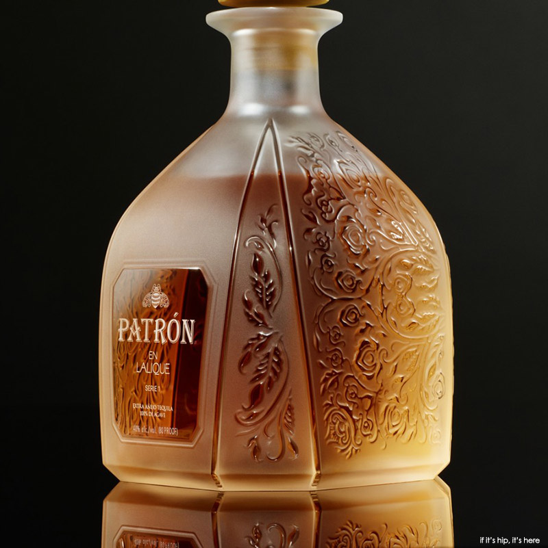 Patr 243 N And Lalique Take Tequila To New Heights Of Luxury