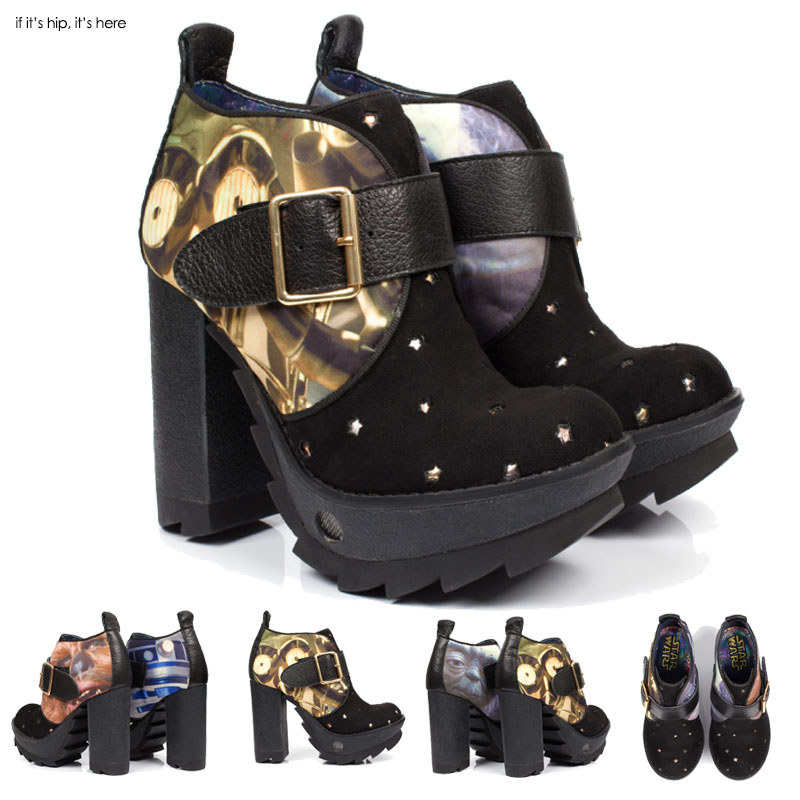 Star Wars Millenium Falcon Ankle boots