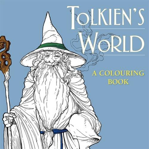 Tolien's world coloring book