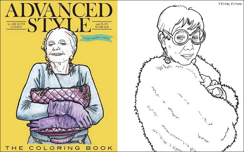 56 New Ones! The Coolest Coloring Books For Grown-Ups Part V - if ...