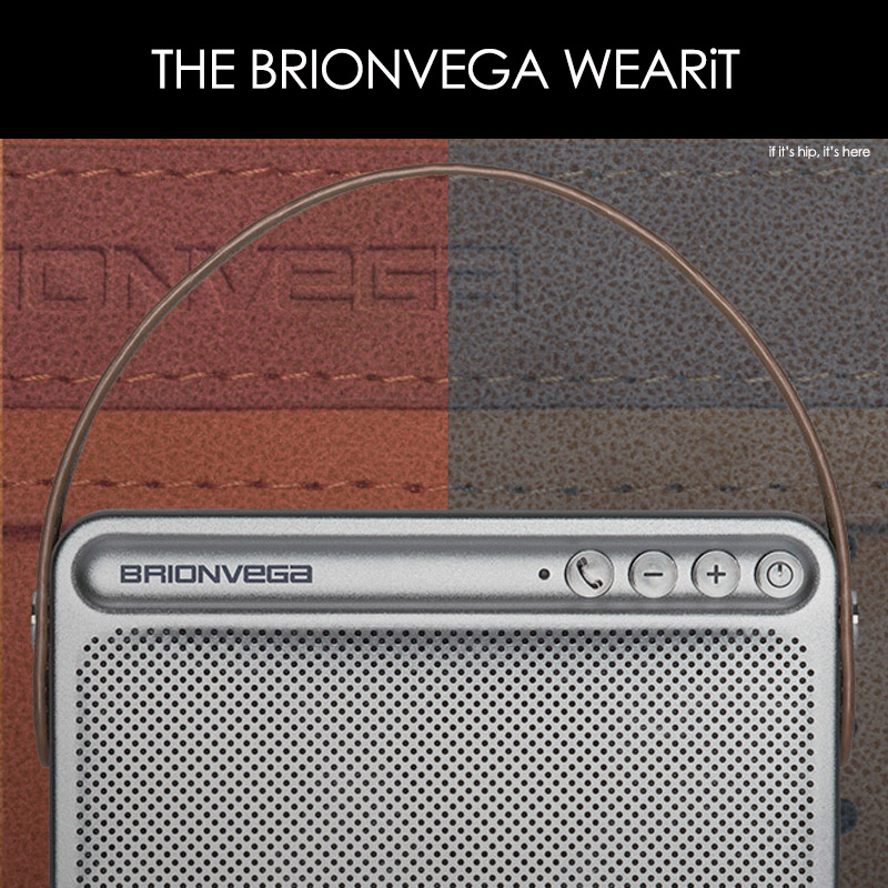 Brionvega WEARiT Portable Bluetooth Speaker