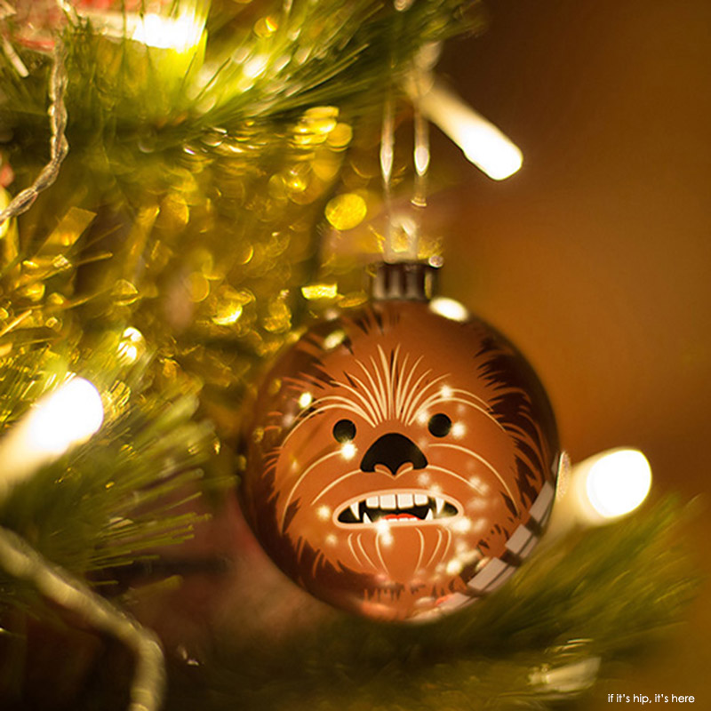 Star wars christmas ornaments with design appeal for Design ornaments