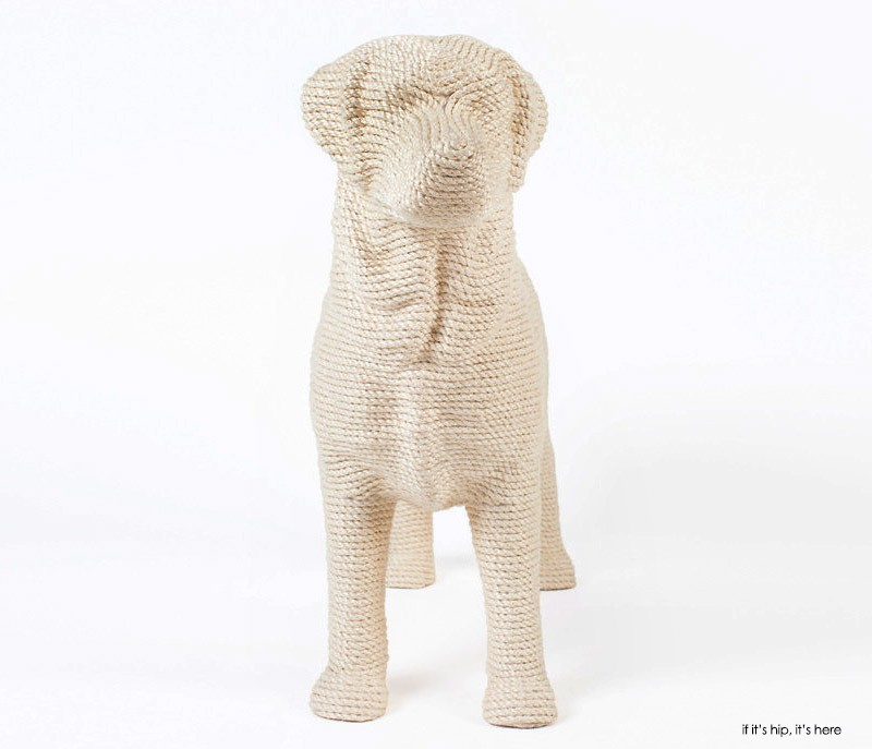 DOG in ivory 2