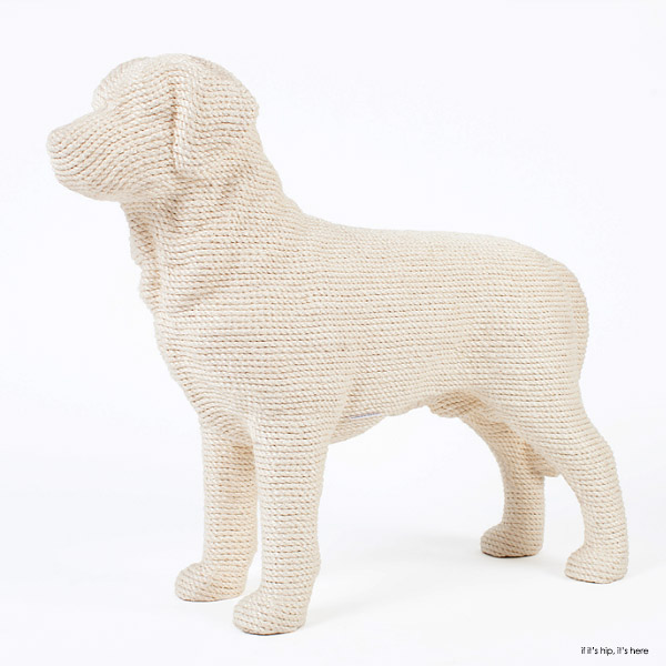 DOG in ivory 3