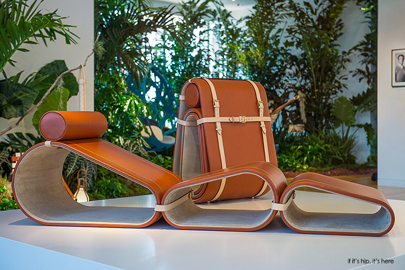 marcel wanders portable lounge chair for louis vuitton charlotte lounge chair 01