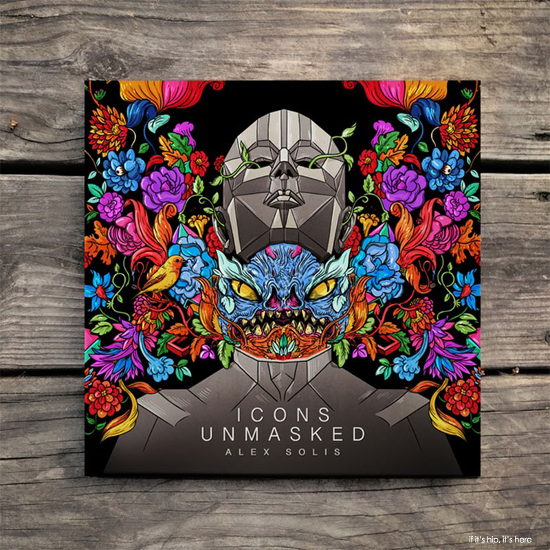 Icons Unmasked The book