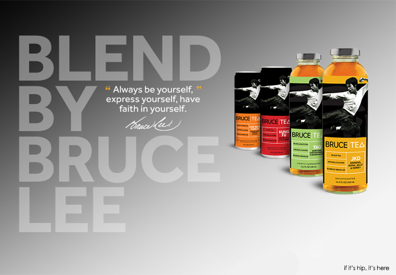 bruce lee teas and quote