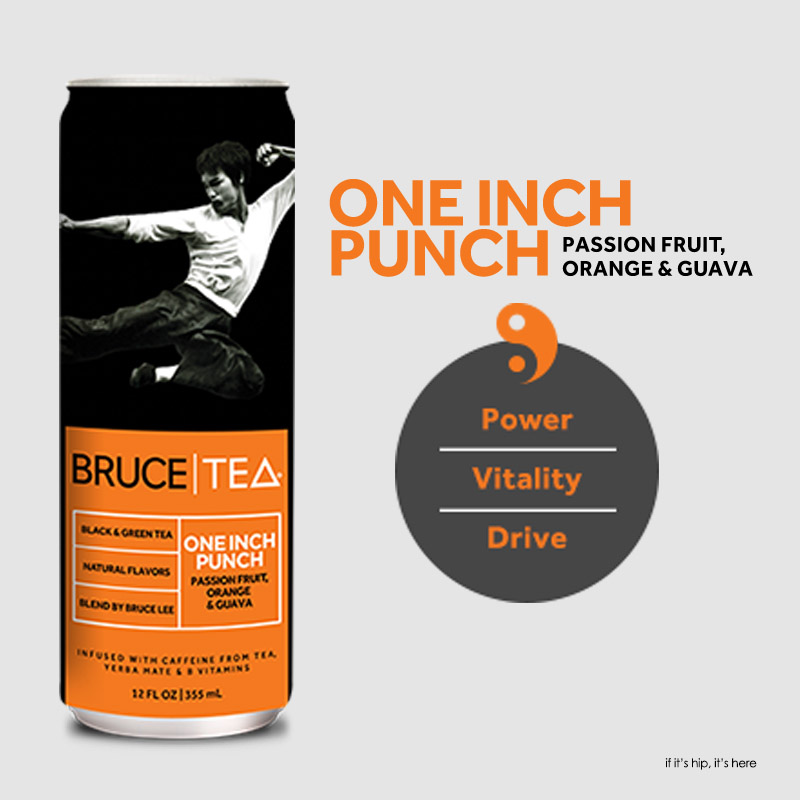 bruce tea one inch punch