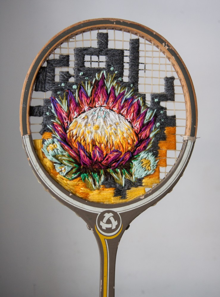 Crafts With Old Tennis Rackets