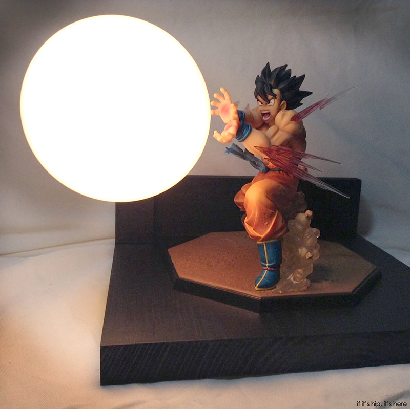 Dragon Ball Z Lamps Are Awesome Anime Illumination If