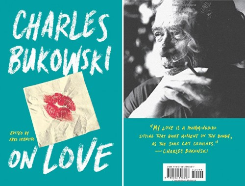 bukowski on love front and back
