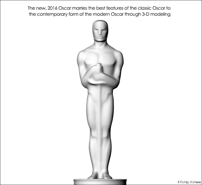scans of 2016 oscar, a blend of the two IIHIH