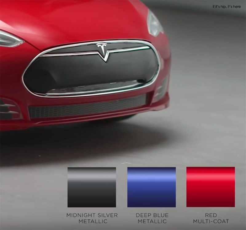 Radio Flyer Launches The Tesla S Model For Kids If It S