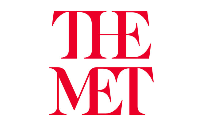 the redesigned MET logo by wolff olins