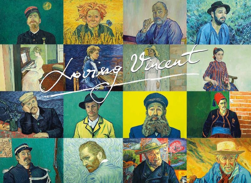 Loving Vincent: A Film of Animated Paintings