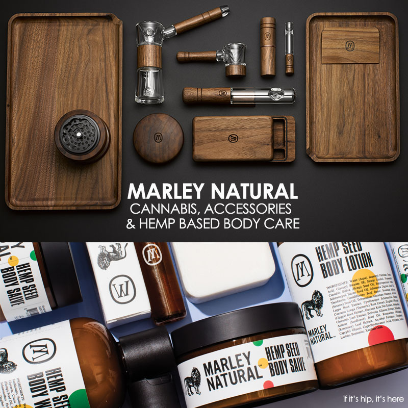 The MARLEY NATURAL Collection
