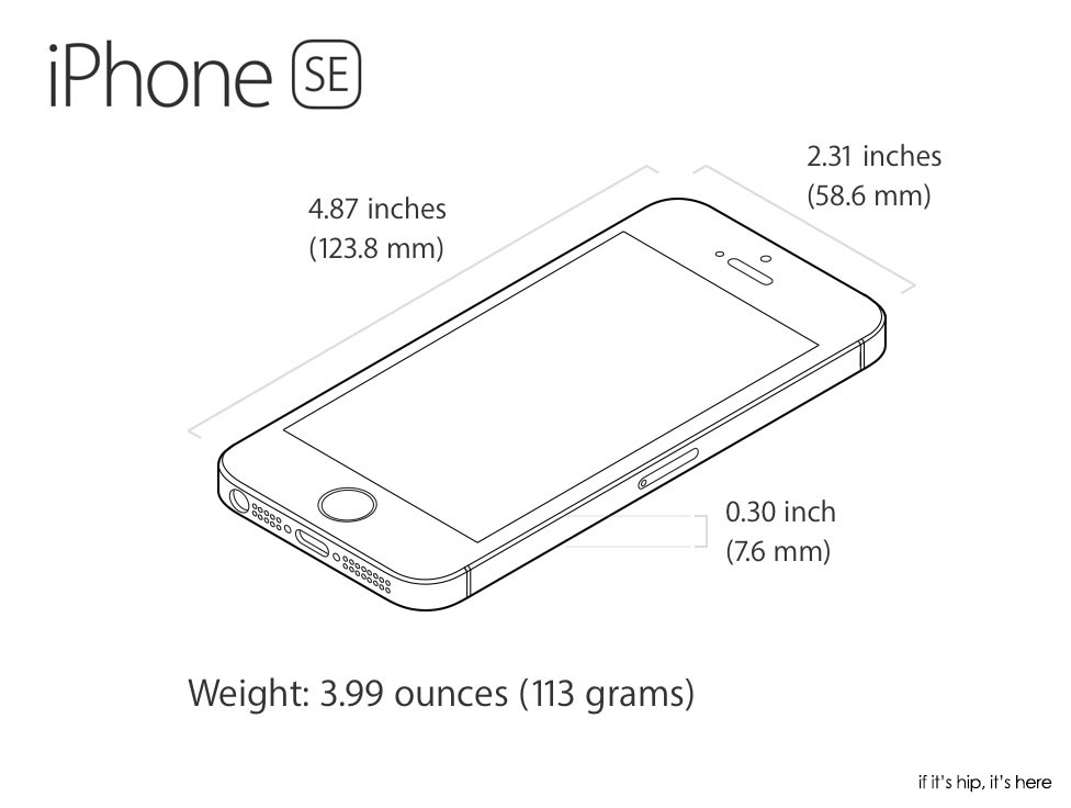 dimensions of iphone 5 all about the apple iphone se features specs pics and 3713
