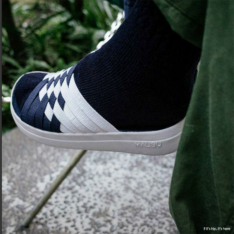 lifestyle shot mens with socks