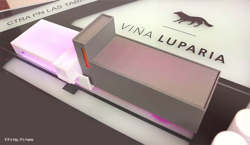 new winery for Luparia