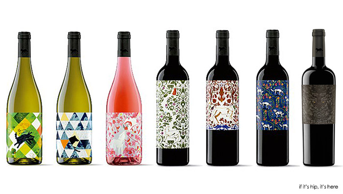 the wolf pack of wines