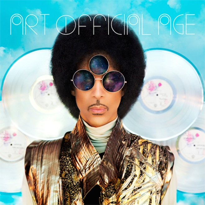 Art Official Age (2014)