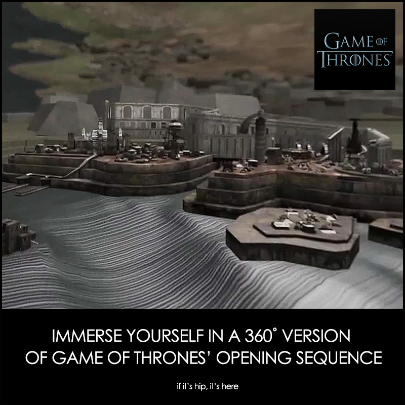 Game Of Thrones 360˚ Immersive Experience