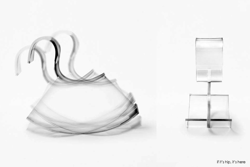 H-Horse for Kartell Kids by nendo in clear