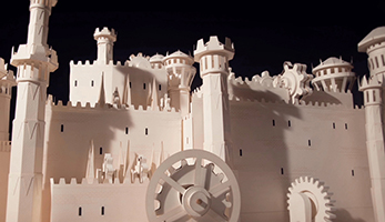 Read more about the article Moleskine Game Of Thrones Video Made of Paper