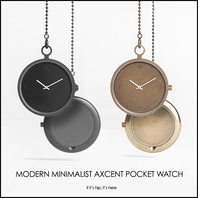 axcent pocket watch from people products