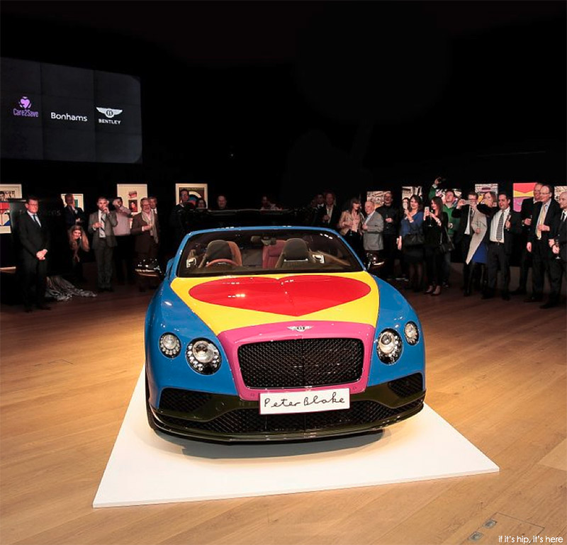 bentley by blake unveiled