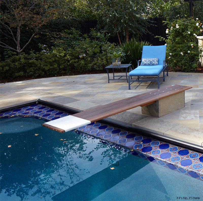 Custom Wood Diving Boards Handmade By Mikel Tube
