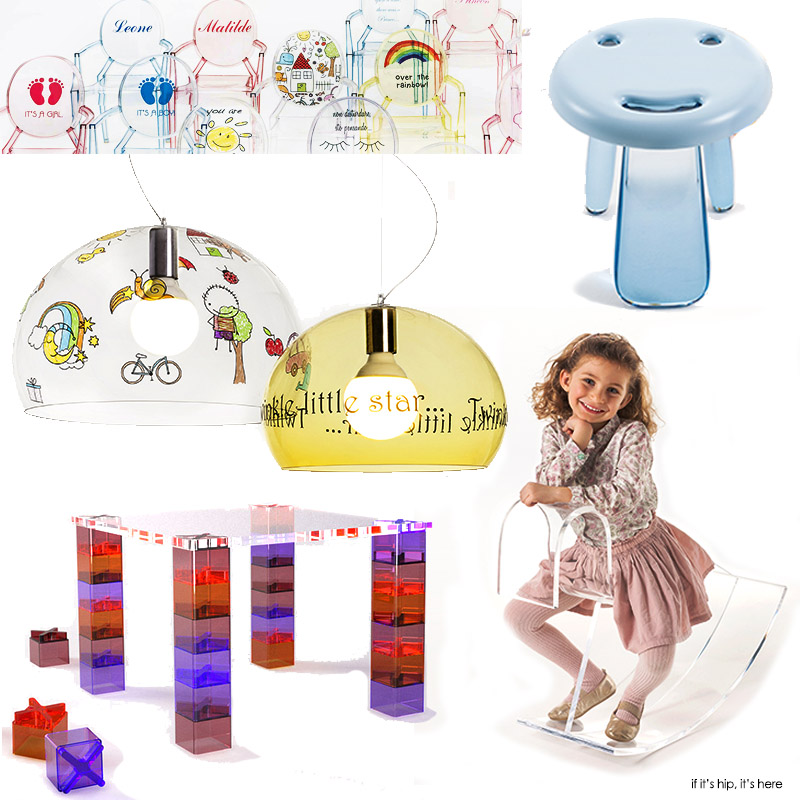 kartell collection for kids
