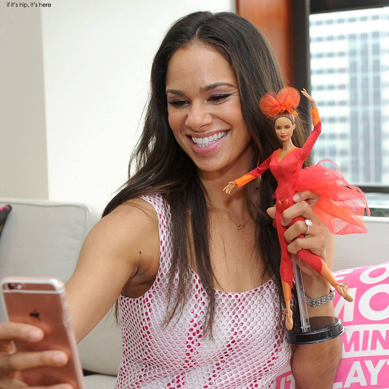 The New Mattel Misty Copeland Barbie Doll