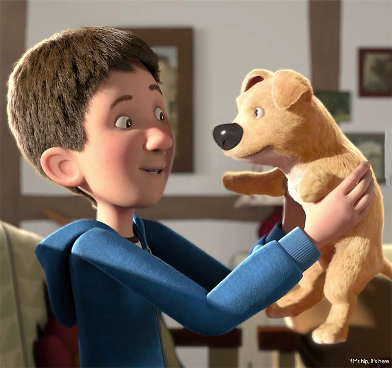 The present animated short