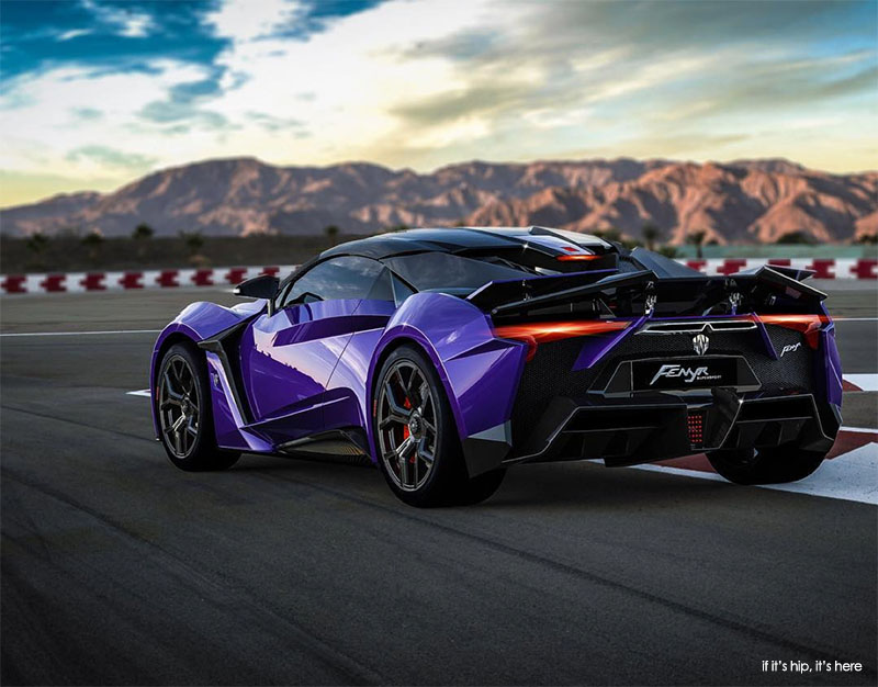 What Do You Think Of The New Fenyr Supersport: W Motors Fenyr SuperSport, A New Supercar