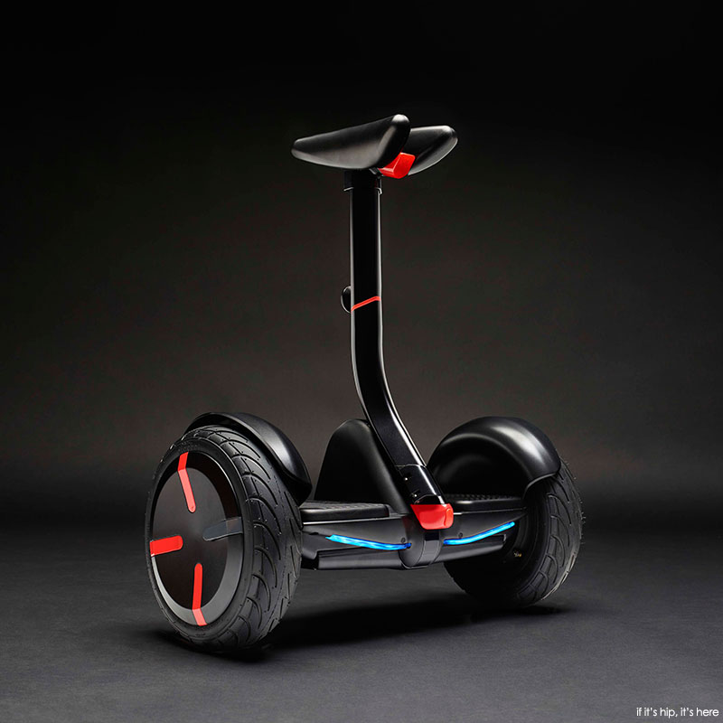 Ninebot By Segway Minipro >> Move Over Hoverboards, The Ninebot Powered Segway miniPRO Is Here. - if it's hip, it's here