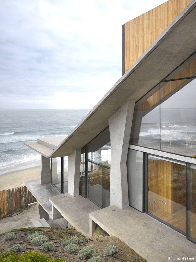 Max Nunez Architects Ghat House In Chile