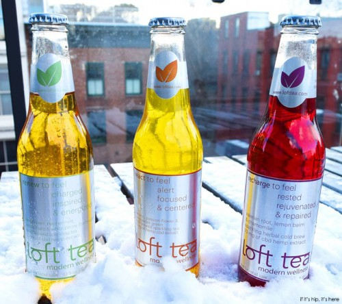Read more about the article A New Look for LOFT Hemp-Infused Herb Tonics.
