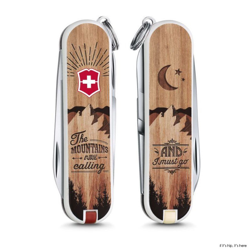 The Victorinox 2016 Limited Edition Collection Of 10