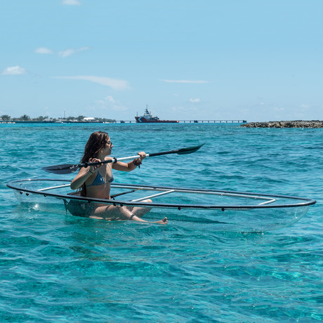 The Crystal Kayak through Touch of Modern