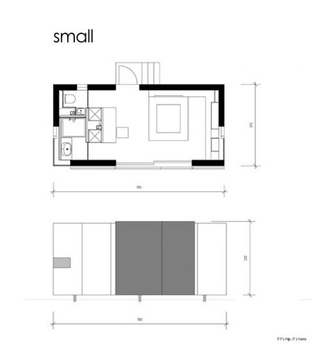Read more about the article You Can't Find Me In My Prefab: Casa Invisibile