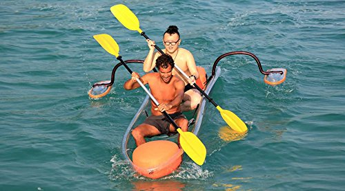 ClearYup Transparent Kayak for Two